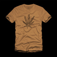 Dazed and Confused Pot Leaf T-Shirt