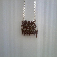 Bring Me The Horizon Inspired Necklace