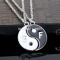 BF Ying Yang Necklaces