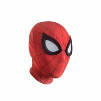 Kids Adults Avengers 3 Spiderman Homecoming Mask Spider Man Masks for Halloween Superhero Costumes with 3 Styles