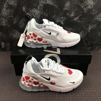 Nike Air Max 270 Women Men Casual Sneakers Running Sports Shoes Size 36-44