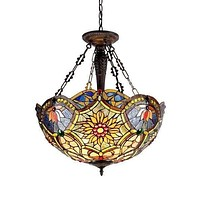 Detailed Fascinating Inverted Ceiling Pendant Fixture