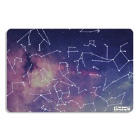 Constellations Color All Over Placemat All Over Print Set of 4 Placemats