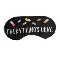 Everything's Okay Sleep Mask