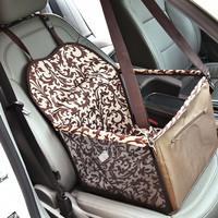 Delivery Dog/Cat Seat Safety Travel Carrier