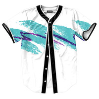 Jazzy 90s Paper Cup Jersey