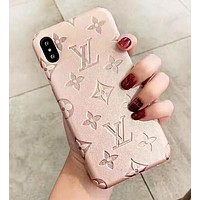 Louis Vuitton LV Fashion iPhone Phone Cover Case For iphone 6 6s 6plus 6s-plus 7 7plus 8 8plus iPhone 11 iPhone X XR XS XS MAX PRO MAX