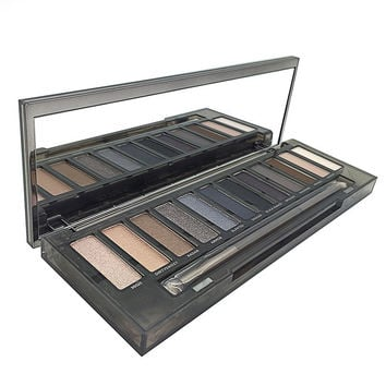 Sale On Naked Smoky Eye Shadow Makeup  Palette With Brush For Women.