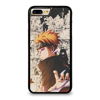 NARUTO SHIPPUDEN NAGATO AKATSUKI COMIC KOLASE iPhone 7 Plus Case