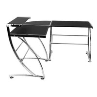 Calico Designs Executive LS WorkCenter - Chrome and Leather