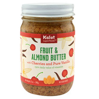 Kalot Superfood Fruit and Almond Butter Cherry Vanilla Almond -- 12 oz