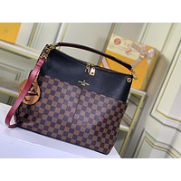 lv louis vuitton women leather shoulder bags satchel tote bag handbag shopping leather tote crossbody 108