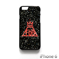 Fall out Boy Sparkle for Iphone 4/4S Iphone 5/5S/5C Iphone 6/6S/6S Plus/6 Plus Phone case