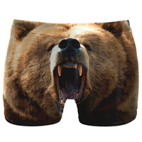 Grizzly Bear Underwear *Ready to Ship* (10% off coupon code: 030609)