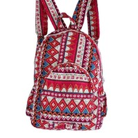 Back To School Hot Deal College Stylish Comfort On Sale Vintage Bohemia Canvas Casual Travel Backpack [8070740679]