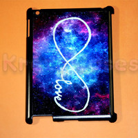 iPad 2 case, iPad 3 case, Forever Love  cover for your ipad 2, iPad 3 Cover, Snap on Hard Plastic Case