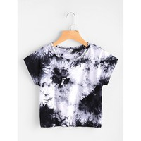 Water Color Tee Short Sleeve