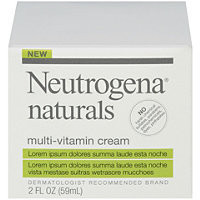Neutrogena Naturals Multi-Vitamin Cream Ulta.com - Cosmetics, Fragrance, Salon and Beauty Gifts