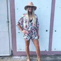 Happy Go Lucky Romper