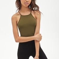 FOREVER 21 Cami Crop Top