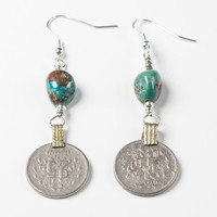 Caravan Coin Earrings