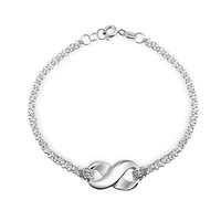 Bling Jewelry Infinity Times Eight