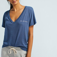 All Good V-Neck Tee