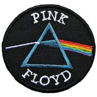 Pink Floyd Iron On Patch
