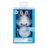 Disney Dstyle MXYZ Alice in Wonderland White Rabbit Sticky Note Holder New w Box