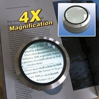 Hampton Direct LED Magnifier Paper Weight