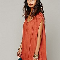 Free People  B Town Tee at Free People Clothing Boutique