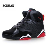 Bakset Homme 2018 New Brand Men Basketball Shoes For Sneakers Mens Breathable Sport Shoes Male Jordan Shoes Ultra Boost Trainers