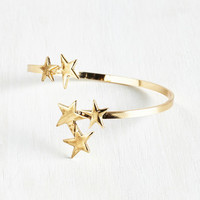Quirky Pick Up the Space Bracelet by ModCloth