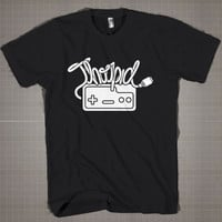 THOOPID Logo  Mens and Women T-Shirt Available Color Black And White