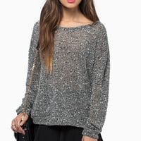 Afterglow Long Sleeve Sweater $35