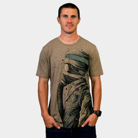 The Dark Officer T-shirt by roncabardz from Design By Humans