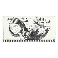 Loungefly The Nightmare Before Christmas Sketch Wallet