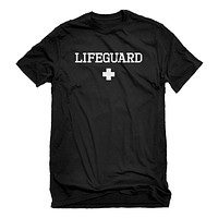 Mens Lifeguard Unisex T-shirt