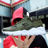 New Arrival Men Running Shoes Women Sport Shoes Athletic Outdoor Jogging Shoes Training Sneakers Air Huaraching chaussure homme
