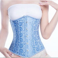 Body Shaper Waist Sexy Palace Slim Steel Boned Corset [4965318660]