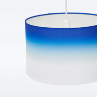 Blue Ombre Pendant Light - Urban Outfitters