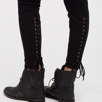 Free People Sascha Lace Up Pant