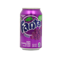 Grape Fanta 12oz Soda Can Stash Safe Hidden Storage Secret Diversion Fake