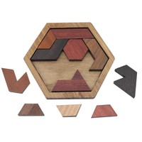 Wooden Puzzle Educational Toys