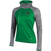 F1535A Under Armour® Cozy Asymetrical 1/2 Zip