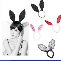 New Accessory Festival for Halloween Cosplay Bunny