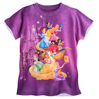 Disney Princess Sublimated Tee for Girls - Walt Disney World | Disney Store
