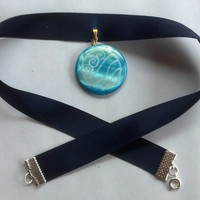 Katara water tribe necklace / Avatar Nations necklaces