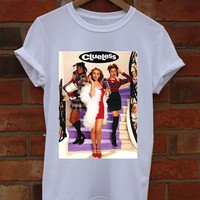 Alicia Silverstone Clueless T-shirt and Tank Top. Small to X-Large.