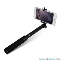Bluetooth Selfie Stick for iPhone / Samsung